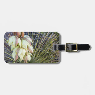 Soaptree Yucca Flowers In The Upper Missouri Bag Tags