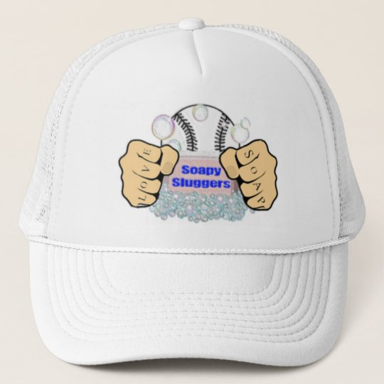 Soapy Sluggers Trucker Hat
