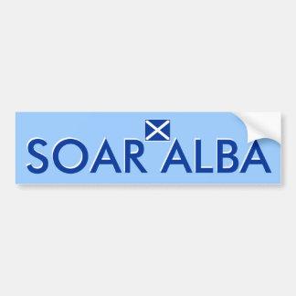 Soar Alba Scottish Independence Flag Sticker