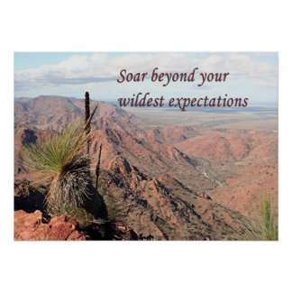 Soar beyond your wildest expectations 1 poster