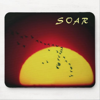 Soar by tdgallery mouse pads