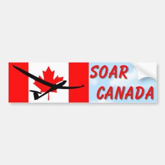 Soar Canada Bumper Sticker