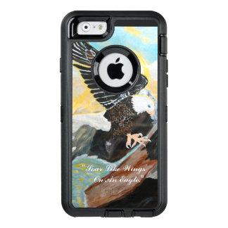 """""""Soar Like Wing On An Eagle Apple iPhone 6/6s Case"""