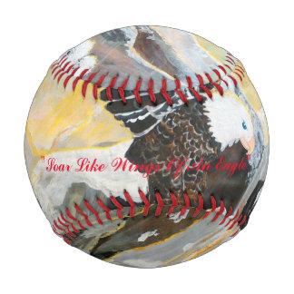 """""""Soar Like Wings Of An Eagle"""" Baseball"""
