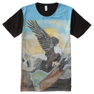 """""""Soar Like Wings Of An Eagle."""" T-Shirt"""