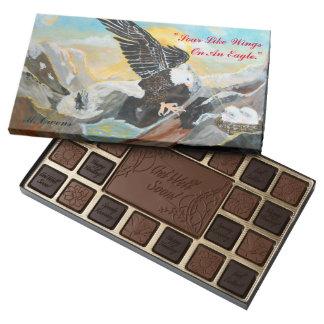 """Soar Like Wings On An Eagle."" Box Of Chocolate"