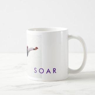 Soar mug by tdgallery