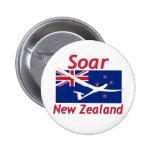 Soar New Zealand Pins