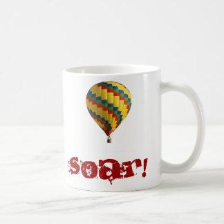 Soar, Sky Is The Limit! Classic White Coffee Mug