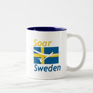 SOAR SWEDEN GEAR Two-Tone COFFEE MUG