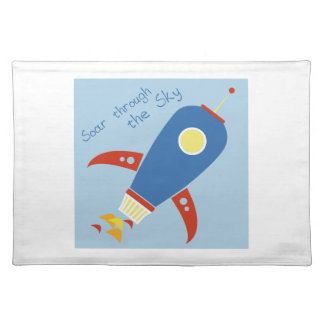 Soar Through The Sky Placemats