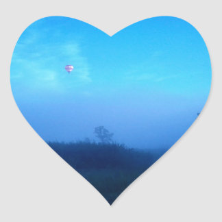 #SOAR to new heights Heart Stickers