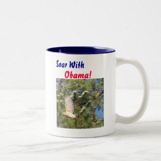 Soar With Obama! Mug