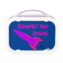 Soarin' for Jesus Lunch Box