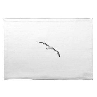 Soaring Albatross Bird Place Mat