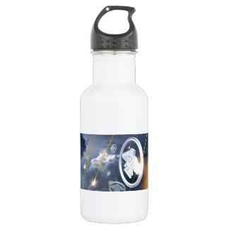 Soaring Anishinabek Thunderbirds 18oz Water Bottle