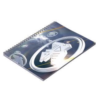 Soaring Anishinabek Thunderbirds Notebook