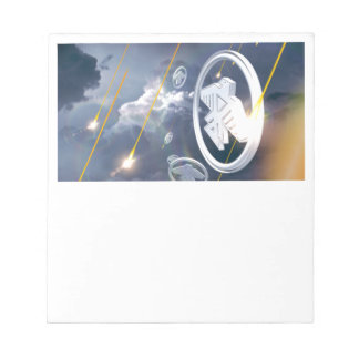 Soaring Anishinabek Thunderbirds Notepad