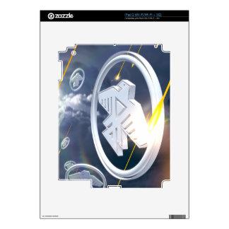 Soaring Anishinabek Thunderbirds Skins For The iPad 2