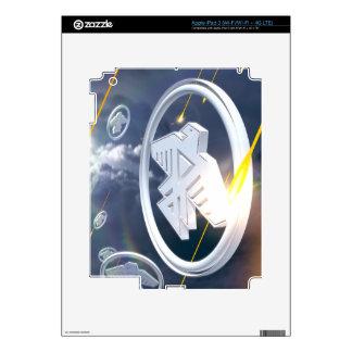 Soaring Anishinabek Thunderbirds Skins For iPad 3