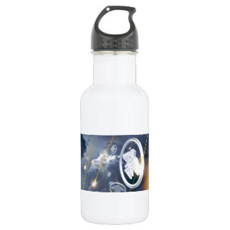 Soaring Anishinabek Thunderbirds Stainless Steel Water Bottle