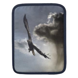 Soaring Bald Eagle & Cloud Tablet Case