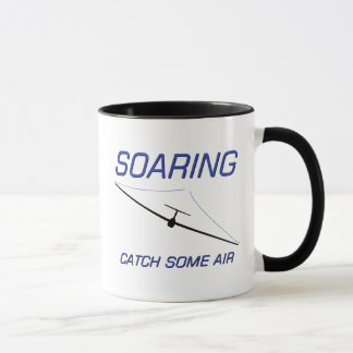 Soaring ... Catch some Air Mug