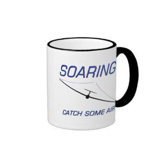 Soaring ... Catch some Air Ringer Mug