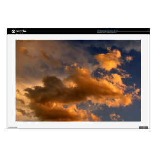 Soaring Clouds Computer Skin Laptop Decal