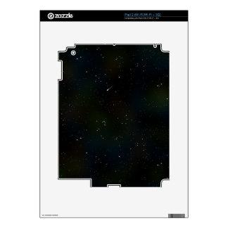 Soaring Comet iPad 2 Decals