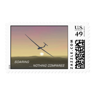 Soaring Gliding Stamps ... Nothing Compares