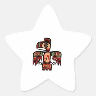 Soaring Heights Star Sticker