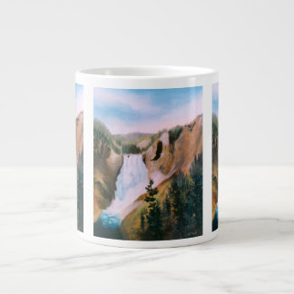 Soaring High II Large Coffee Mug