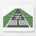 Soaring Runway on Tow Mouse Pad
