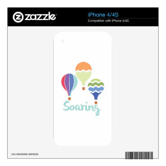 Soaring Skins For The iPhone 4