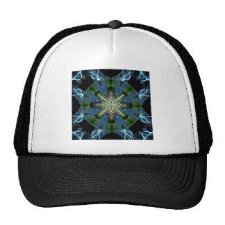 Soaring Spirit Stellar Jay Trucker Hat
