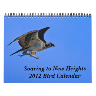 Soaring to New Heights Calendar