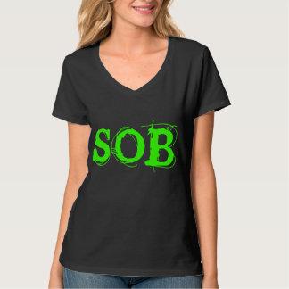 SOB Gag Slide Over Babe Shirt