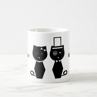 Soba-chan and Udon-kun Mug