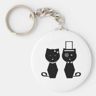 Soba-chan & Udon-kun Fun Size Keychain