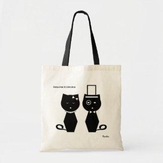 Soba-chan & Udon-kun Tote Bag