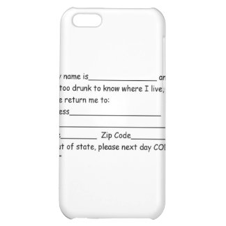 sober and girlfriends iPhone 5C cases
