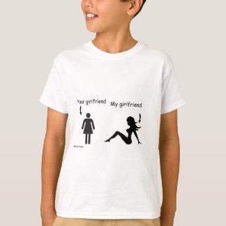 sober and girlfriends T-Shirt