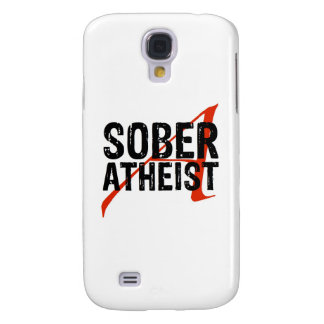 Sober Atheist Samsung Galaxy S4 Cases