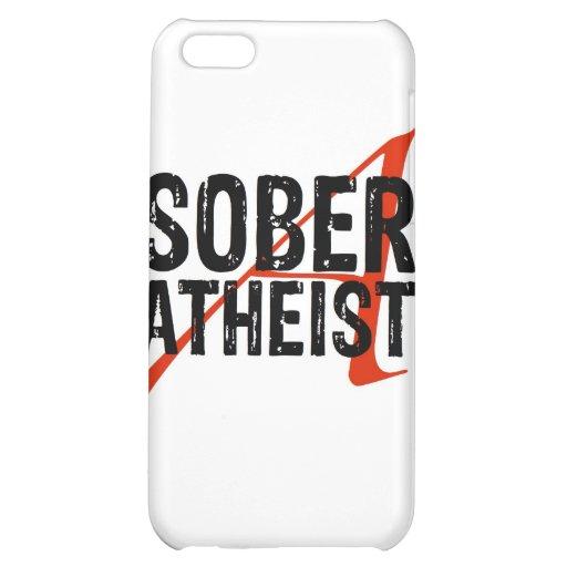 Sober Atheist iPhone 5C Case