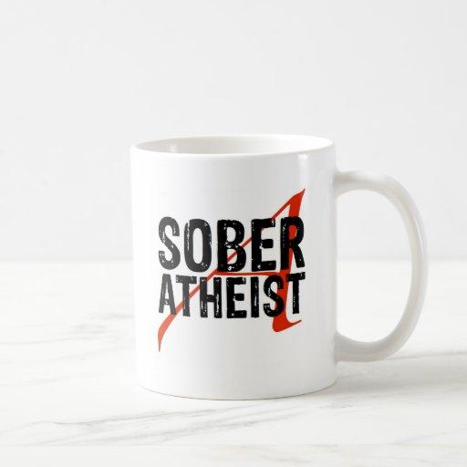 Sober Atheist Mugs