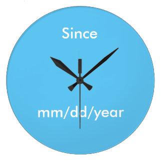 Sober Date Clock