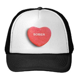 SOBER TRUCKER HAT