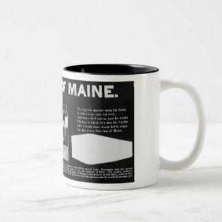 Sober Maine Mug