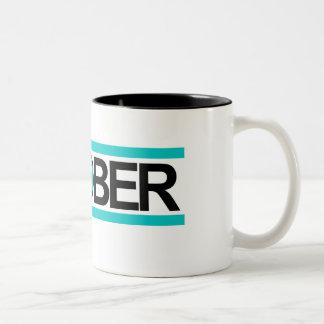 Sober Power button Coffee Mug